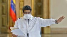 """Maduro acusa a EEUU de lanzar """"mentiras inmundas"""" por señalar a Venezuela de """"narcoestado"""""""