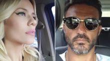 Nicole Neumann y Fabián Cubero, separados
