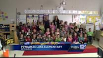 11/12 Shout Out: Mrs. Rumohr, Mrs. Elger, Pewaukee Lake Elem.