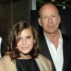 Bruce Willis Just Gave His Daughter A Buzzcut In Quarantine — & It's Stunning