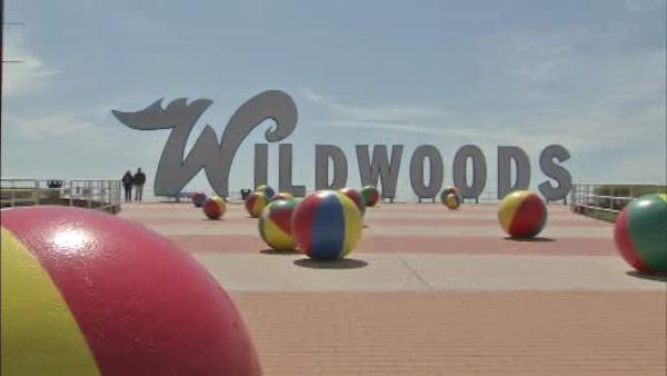 Wildwoods ready for summer after Sandy