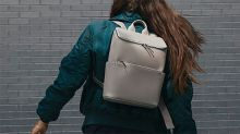 This cult-favourite backpack sold out 10 times last year — snag it on major sale