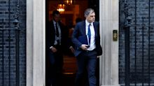 Sacked Cabinet minister Julian Smith: 'My future plans are going to the pub'