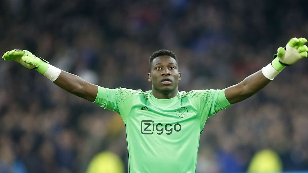 Medien: Bayern fragte bei Ajax' Onana an
