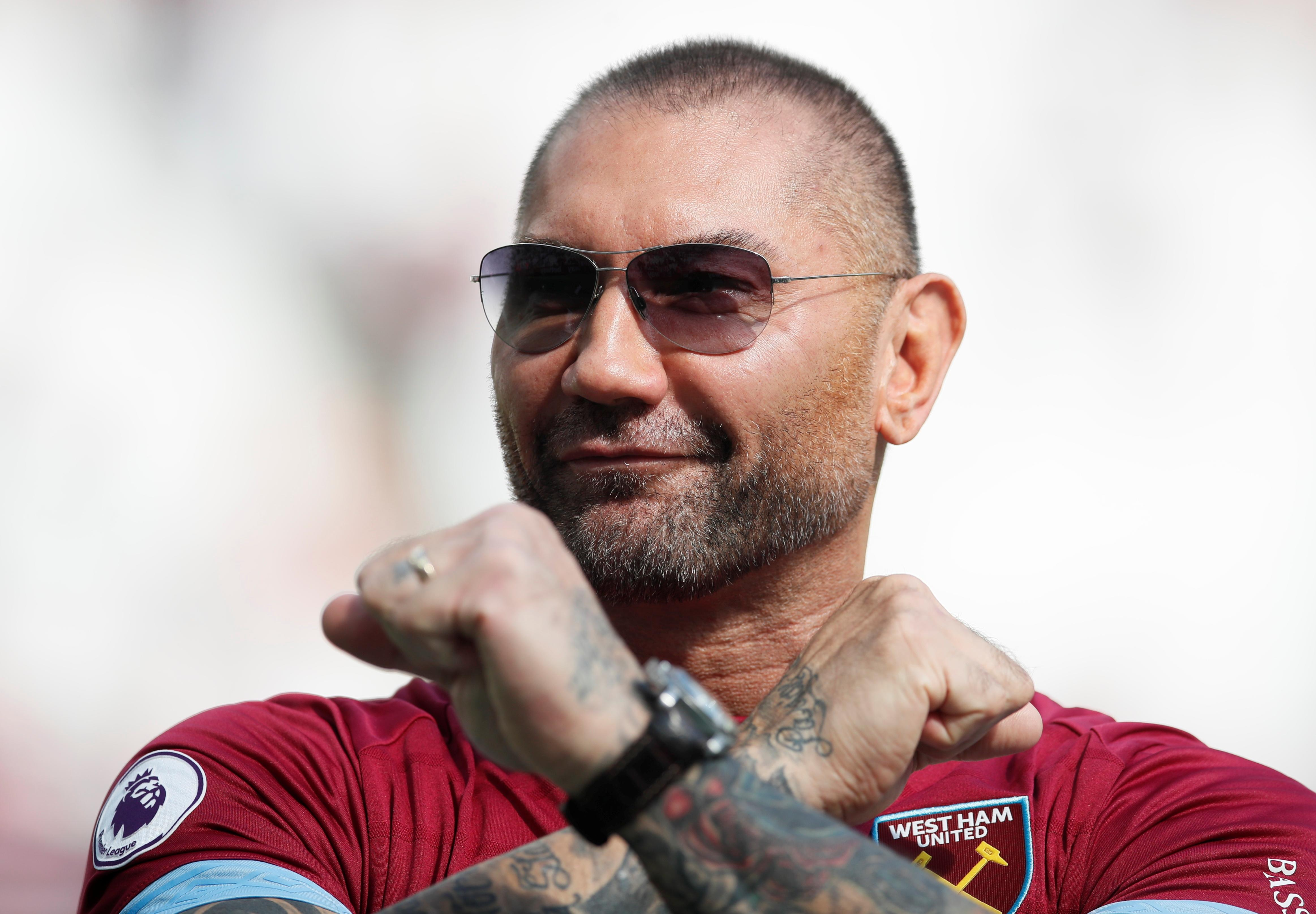 Dave Bautista tried to get Bane role in 'The Batman'