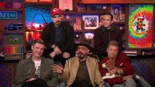 The Backstreet Boys Admit That Their Hit Song 'I Want It That Way' Makes 'No Sense'