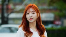 LABOUM Yoojung and Haein Receive Photographers\' Love Calls
