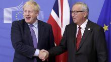 EU backs Johnson's Brexit deal for Ireland