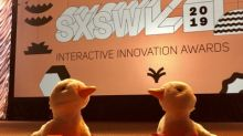 My Special Aflac Duck Wins Big at SXSW