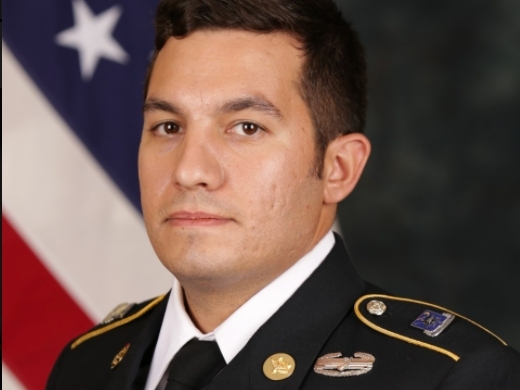 Staff Sgt. Vincent P. Marketta was killed in a helicopter crash of the California coast during a Night Stalker special ops drill.