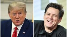 Jim Carrey Busts Donald Trump With NSFW Cartoon About House Impeachment Inquiry Vote