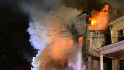 Raw: 4 Children, 2 Adults Die in Pa. House Fire