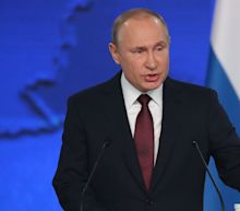 Vladimir Putin says Russia will target US if it places missiles in Europe