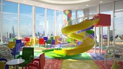 From D&G's fridge to Versace's playroom: the designers bringing fashion to interiors