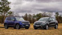 Fiat 500X gegen Jeep Renegade im Vergleich