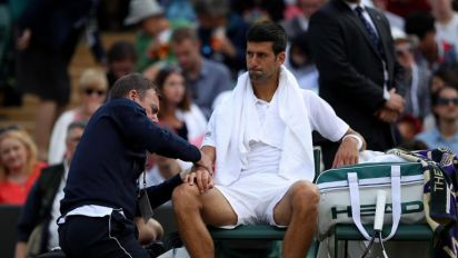 Novak Djokovic set to miss US Open with injury but Andy Murray hopeful of featuring