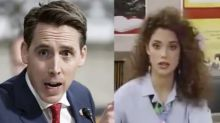 The Lincoln Project used an old Saved by the Bell PSA to troll Ted Cruz, Josh Hawley