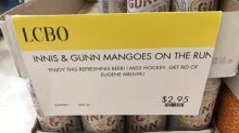 LCBO investigates sign found in store calling for ousting of Senators' owner