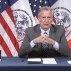 De Blasio says the National Guard is not needed in New York City
