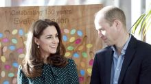 Prince William and Kate tell amputee, five, they're 'so proud' as he fundraises £1m for hospital