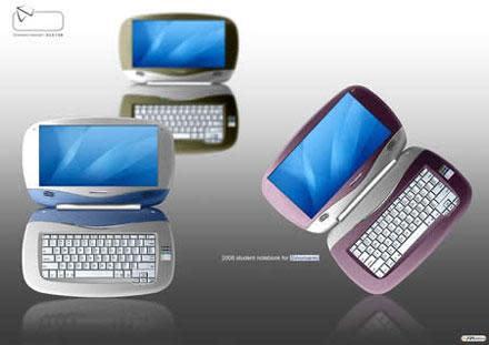 Sinomanic Godson-based student laptop