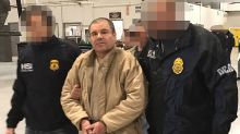 Mexican drug lord 'El Chapo' pleads not guilty in US