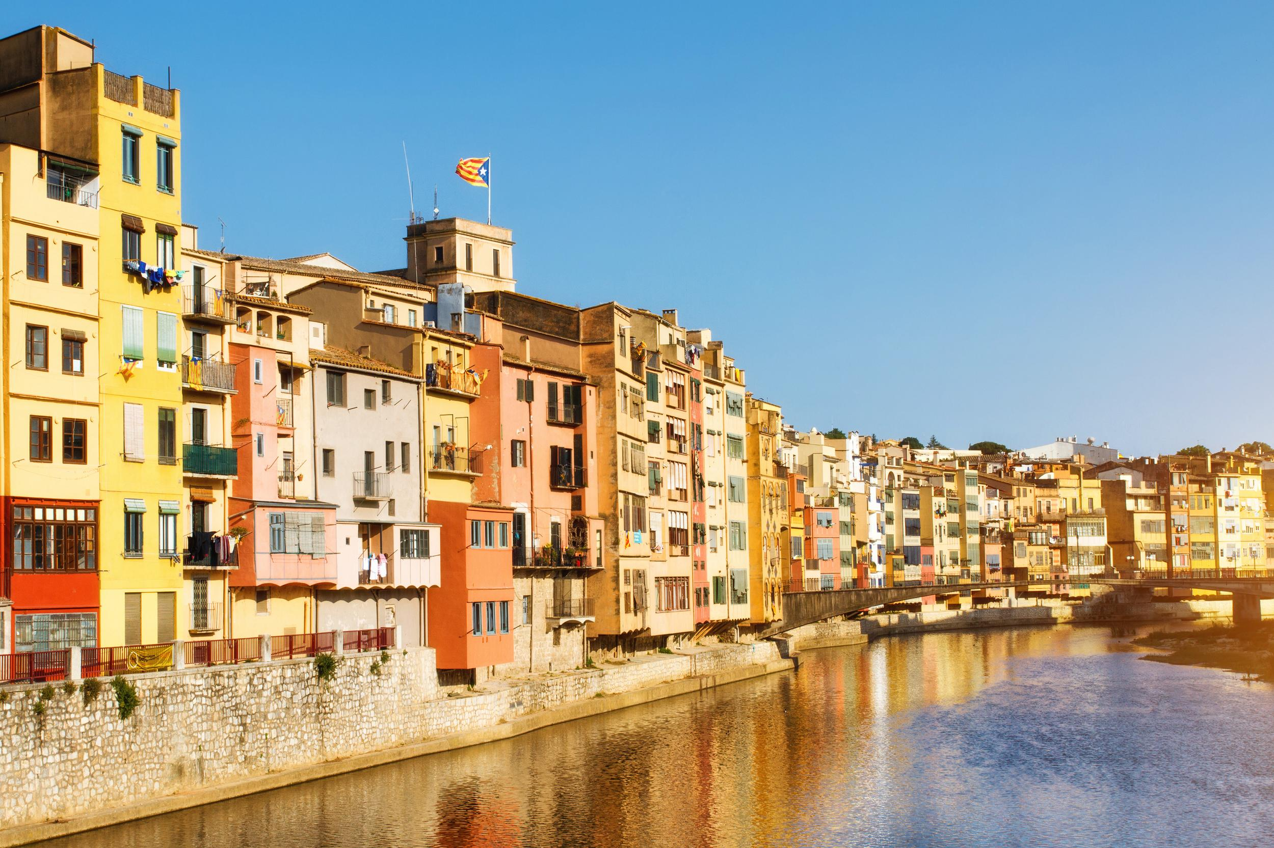 """<a href=""""http://www.jet2.com/flights/spain/girona"""" target=""""_blank"""">Jet2.com</a> will launch twice weekly departures from Glasgow to Girona between 20 May and 19 September 2016. The flights start at £42 one way. Nestled in the northeastern corner of Spain, Girona is a classic Catalan city with connections to the Costa Brava. A city that wears its history on its sleeve, Girona has grand towers and city walls that encircle the Old Town."""