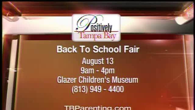 Positively Tampa Bay: Back to School Fair
