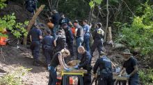Police wrap examination of property linked to McArthur, find more remains