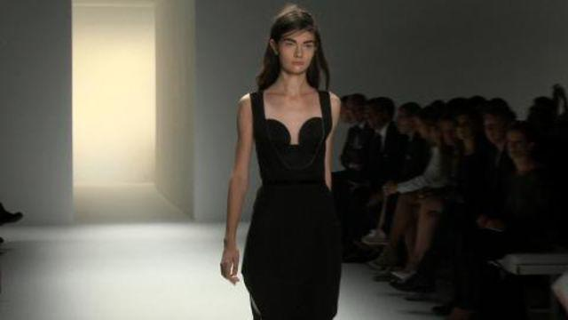 Style.com Fashion Shows - Calvin Klein Collection: Spring 2013 Ready-to-Wear