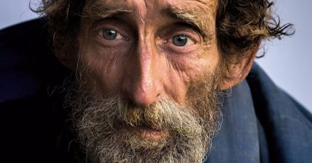 Homeless Man Discovers Clever Trick To Kill Odors