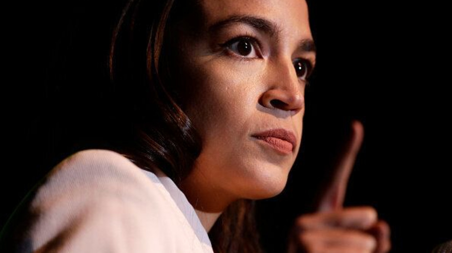 'Treat her equally': AOC on Hicks subpoena