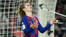 Barça, Griezmann touché contre Valladolid
