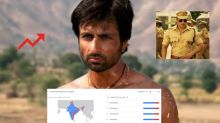 Migrant Crisis Hero Sonu Sood is Eclipsing Salman Khan's Popularity and Google is Proof