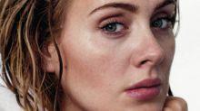 De cara lavada! Adele posta fotos sem maquiagem no Instagram