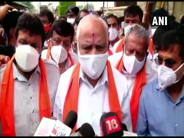 Would abide by decision given by JP Nadda: Yediyurappa amid speculation about his removal