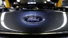 Ford recalls 240,000 vehicles with suspension problems