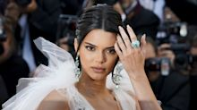 Kendall Jenner's New Manicure Makes Cow-Print Nails an Official Trend