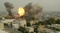 Israel and Hamas continue rocket attacks despite diplomacy