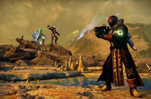 Destiny retains UK No.1 against Disney Infinity 2.0, Hyrule Warriors