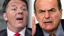 """Bersani rimprovera Matteo Renzi: """"Si ritroverà a destra per inerzia"""""""