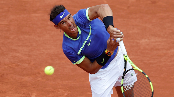 French Open: Rafael Nadal identifies one area he must improve despite easing past Benoit Paire