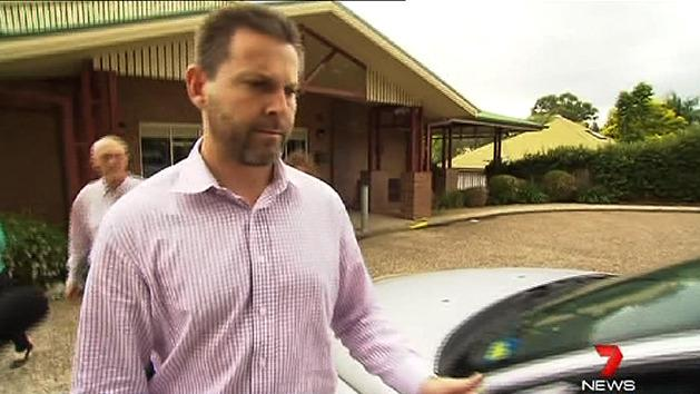 Wife 'could've inflicted Baden-Clay scratches'