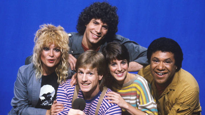 'The first 24 hours of MTV were held together by duct tape'