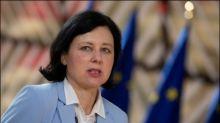 EU-Kommissionsvize dringt auf Rechtsstaatlichkeit als Bedingung für EU-Gelder