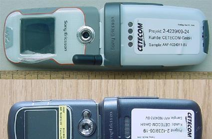 What's up with Sony Ericsson's W712a and Z712a?