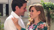 Princess Beatrice marries Edoardo Mapelli Mozzi in secret ceremony