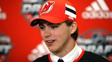 Nico Hischier quickly becoming face of the Devils