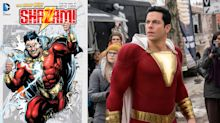 'Shazam!' supersuit 'didn't cost $1 million to make', says producer