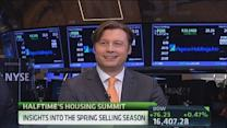 Pulte CEO says 'stay put' on housing stocks